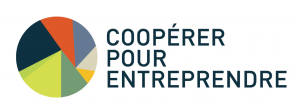 Logo cooperre entreprendre