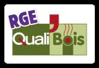 Logo qualibois rge sans millésime
